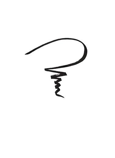 Flormar Flormar Waterproof Parlak Dipliner Siyah